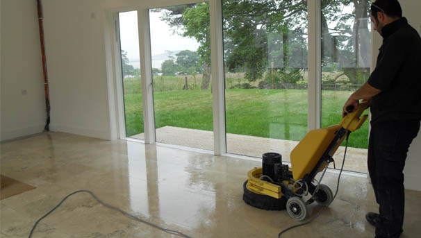 Travertine by Absolute Floorcare