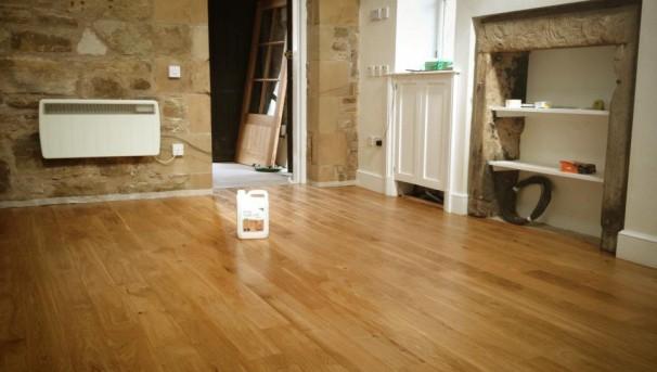 wood floor sanding Fife