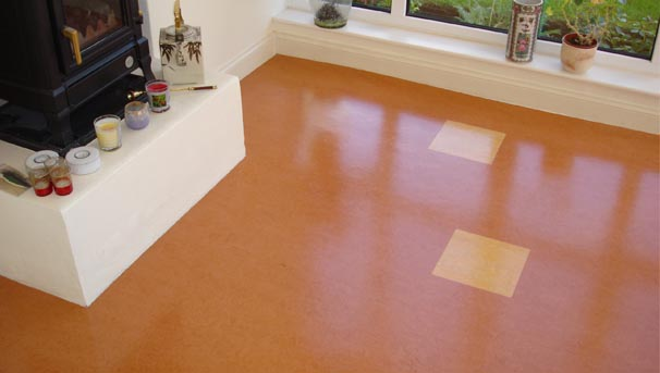 Marmoleum cleaners Fife